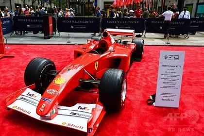 フェラーリF2001