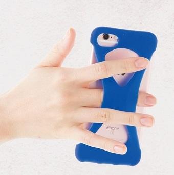 「スマホ指」