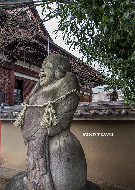 千本釈迦堂 布袋像