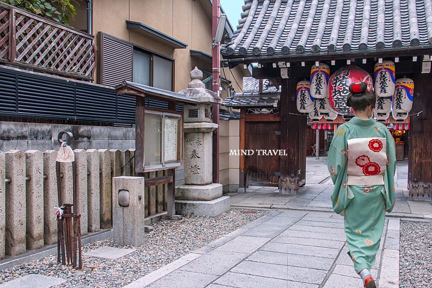 石像寺 舞妓