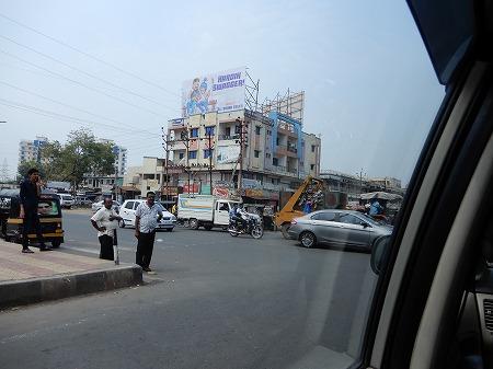インド 通りのスナップ2