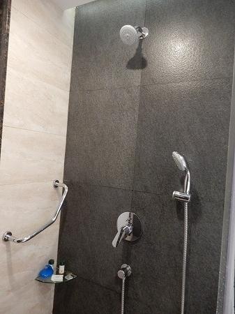 シャワー室水栓