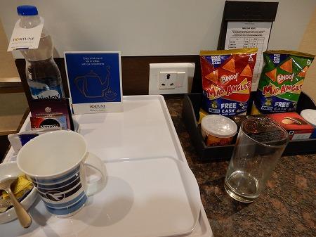お茶(コーヒー)セットコーナー