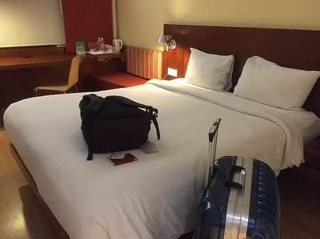 デリーのホテル