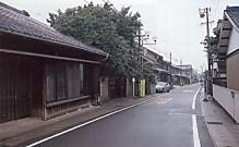 白須賀宿街並