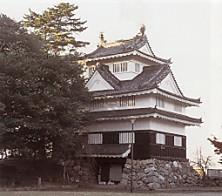 吉田城天守閣