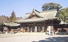 砥鹿神社里宮拝殿