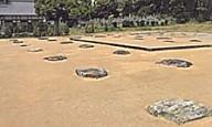 三河国分尼寺金堂礎石