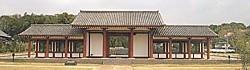 三河国分尼寺再建中門
