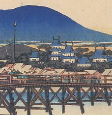 岡崎矢矧之橋部分