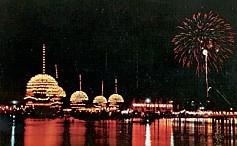 津島神社船夜