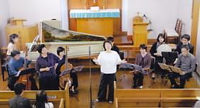第50回古楽器演奏会天国と地獄