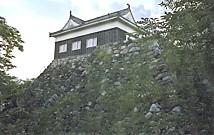 亀山城石垣