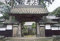 浄眼寺山門