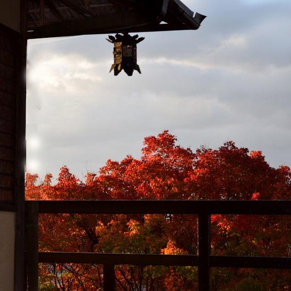 空と京都市内
