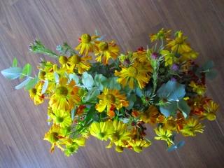 籠盛り花3