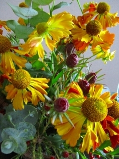籠盛り花5