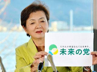 嘉田由紀子滋賀県前知事