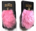 hot pink bunny charm iphone 6 6s case (4)11