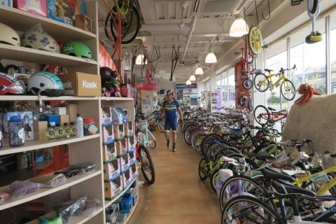 09三保の自転車屋さん