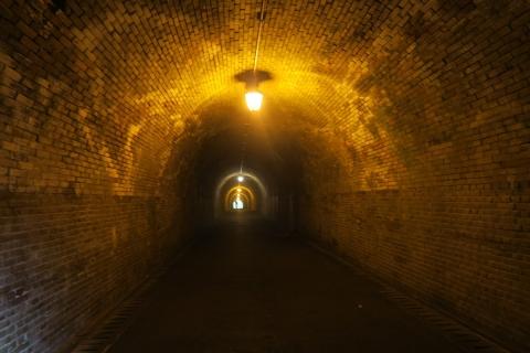 26宇津ノ谷明治のトンネル