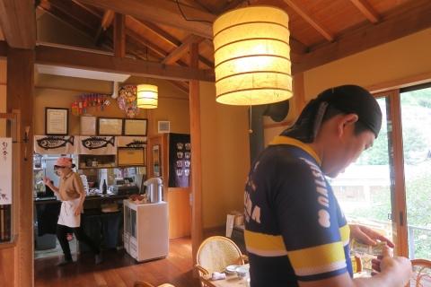 35宇津ノ谷蕎麦処きしがみつけとろろ蕎麦