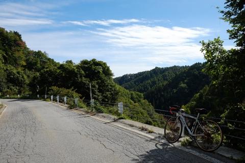 15嶺方峠へ