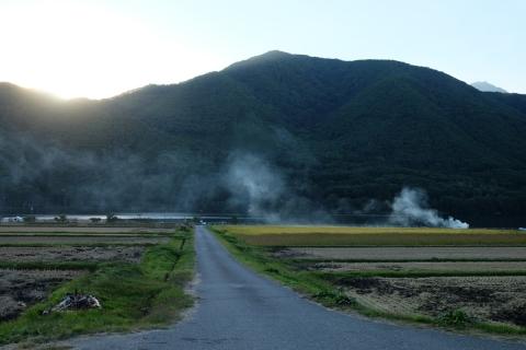 22木崎湖