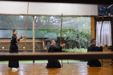 07大宮八幡弓道場