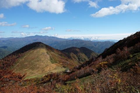 08谷川岳天神峠天神平スキー場