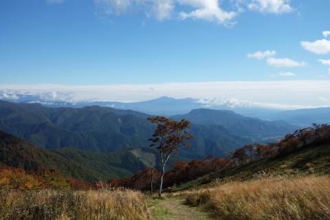 09谷川岳天神峠