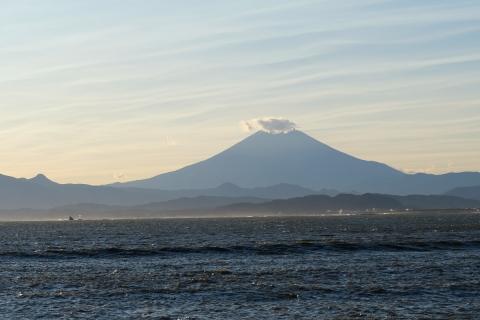10江の島・富士山