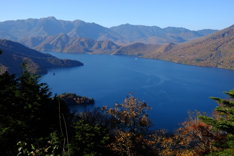 02中禅寺湖へ見納め