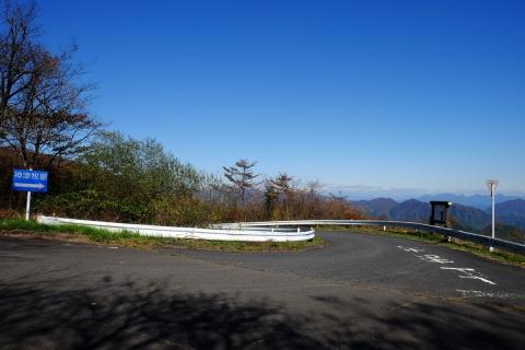 18山道神津牧場入口