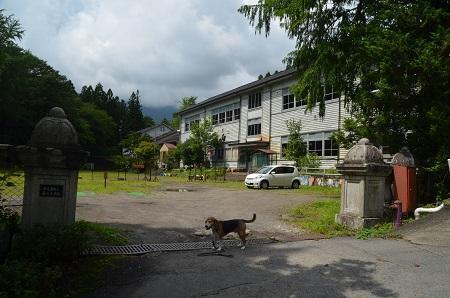 廃校を訪ねて...............第三小学校 (2017年8月21日)(群馬県 ...