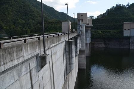 20171009深城ダム07