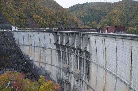 20171030川治ダム07