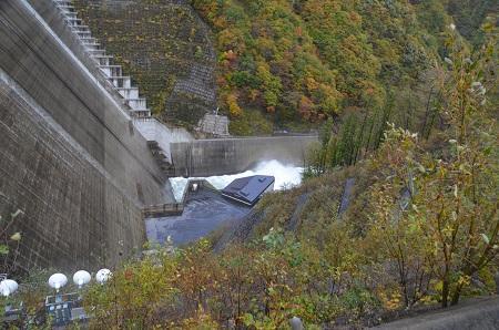 20171030湯西川ダム06