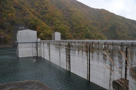 20171030湯西川ダム04