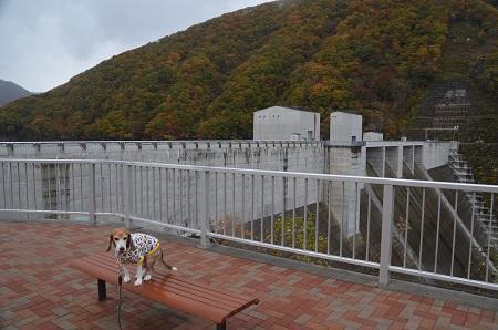 20171030湯西川ダム02