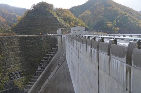 20171030湯西川ダム12