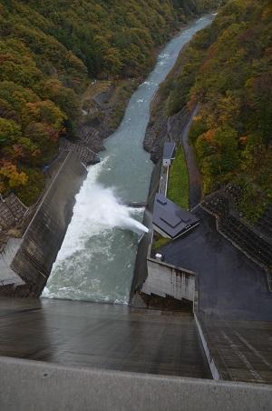 20171030湯西川ダム11