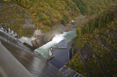 20171030湯西川ダム08
