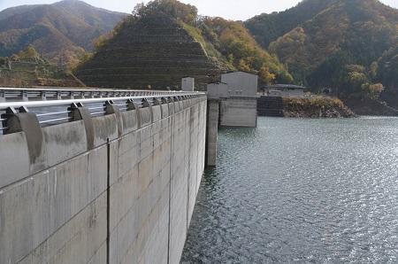 20171030湯西川ダム14