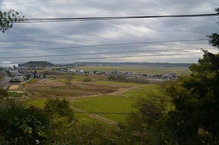 20171111江戸崎の景観04
