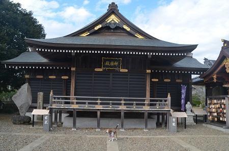 0171111御朱印巡り 大杉神社09