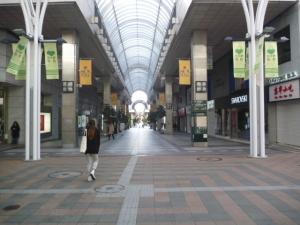 仙台市内も日曜9時30分だとこんな様子です。
