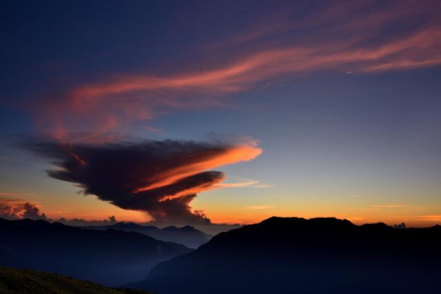奇雲現る(3)
