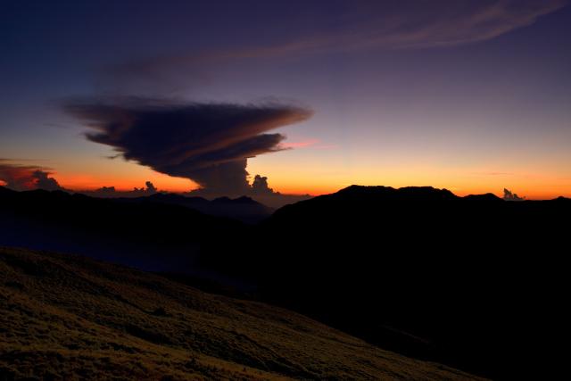 奇雲現る(2)