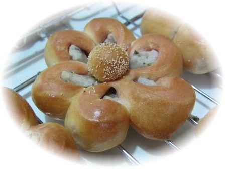 171102 花のパン